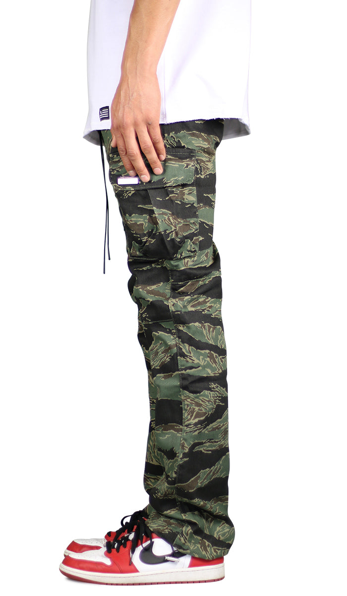 Wood Tiger Straight Leg Pant