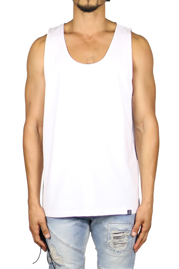 Elongated Tank Tops