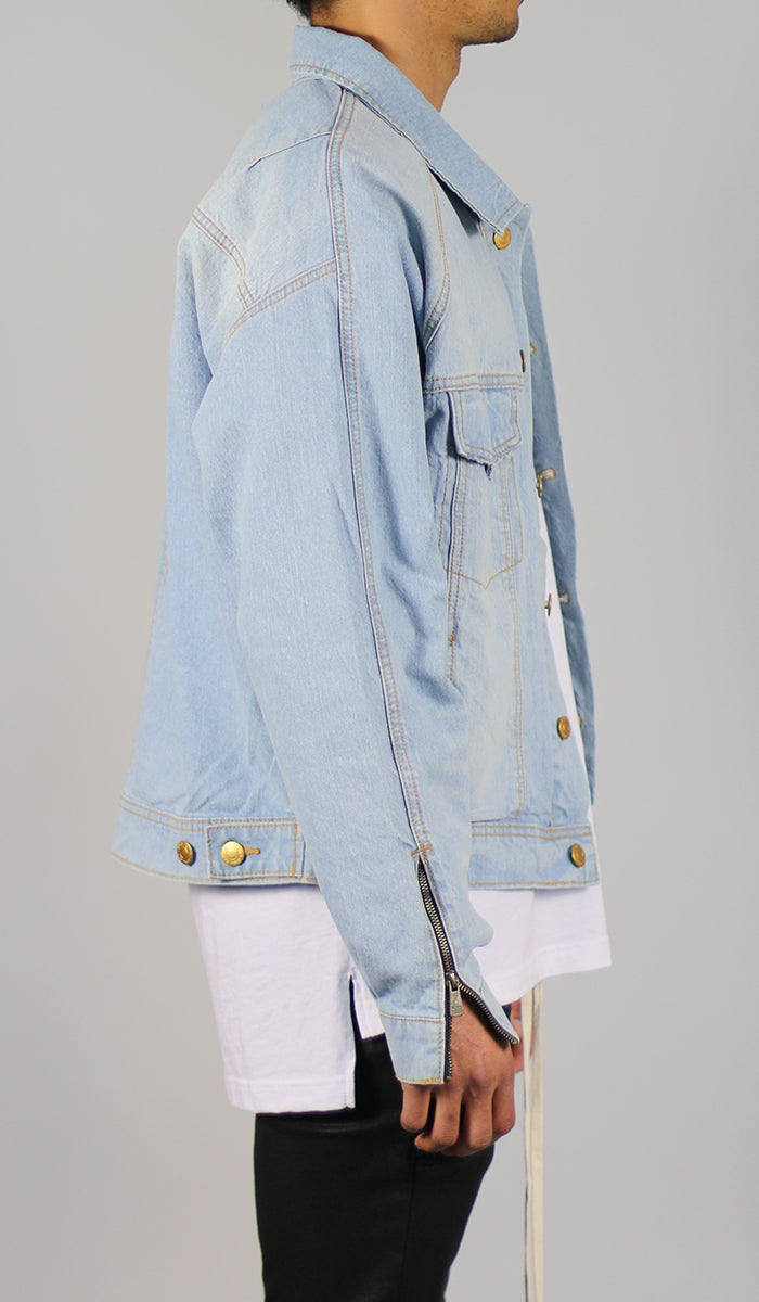 LT. Blue Denim Jacket