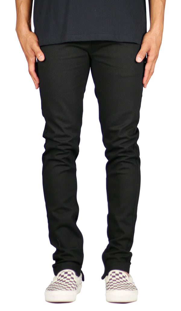 Black Zipper Pant