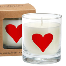 Load image into Gallery viewer, New! 'I Love You' Votive Candle Set Vegan GMO & Palm Oil Free)