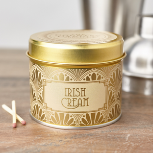 New! 'Irish Cream' Fragranced Vegan Candle (GMO & Palm Oil Free)