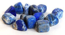 Load image into Gallery viewer, Lapis Lazuli Crystal Tumble Stone - Krystal Gifts UK