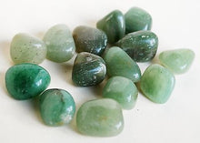 Load image into Gallery viewer, Green Aventurine Crystal Tumble Stone - Krystal Gifts UK