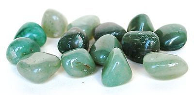 Green Aventurine Crystal Tumble Stone - Krystal Gifts UK