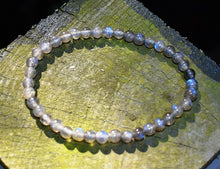 Load image into Gallery viewer, New! AA Grade Labradorite Beads Natural Crystal Stone Beaded Bracelet