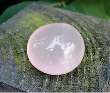 Load image into Gallery viewer, New! Natural Rose Quartz Crystal Stone Polished Pebble