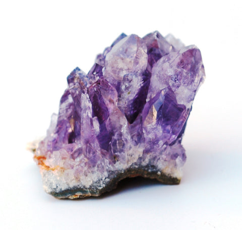 Natural Amethyst Crystal Stone Mini Cluster Unique