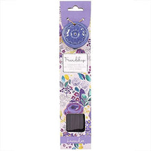 Load image into Gallery viewer, Lavender Incense Sticks (x 40) with Ceramic Holder - Gift of FRIENDSHIP