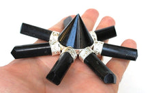 Load image into Gallery viewer, SALE Black Tourmaline Crystal Stone Energy Generator