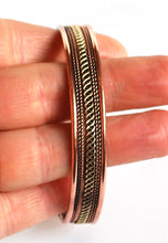 Load image into Gallery viewer, Magnetic Copper Bracelet Style 4