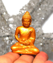 Load image into Gallery viewer, Miniature Thai Buddha Figure Ornament Gift