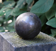 Load image into Gallery viewer, New! Large Natural Pyrite Solid Crystal Stone Polished Sphere Ball (300-400g)