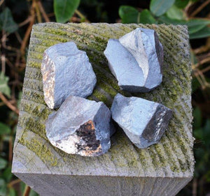 New! Natural Raw Unique Celestite Celestine Crystal Cluster Piece 210g