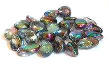 Load image into Gallery viewer, Rainbow Aura Quartz Crystal Tumble Stone