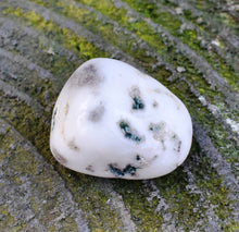 Load image into Gallery viewer, Moss Agate Natural Polished Crystal Tumble Stone