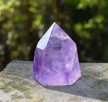Load image into Gallery viewer, New! Large Natural & Unique Amethyst Cluster Points Base Piece From Brazil 1190g Gift Boxed