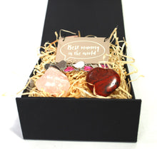 Load image into Gallery viewer, New! 'Best Mummy In The World' Natural Healing Crystal Gift Boxed Set
