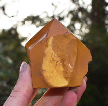 Load image into Gallery viewer, New! Natural And Unique Australian Mookite Polished Point Piece 175g Inc Gift Box