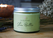 Load image into Gallery viewer, New! Shea Butter 100% Natural Body Cream 250g