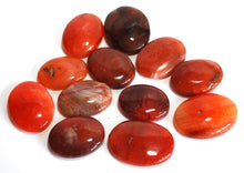 Load image into Gallery viewer, Carnelian Crystal Palm Stone - Krystal Gifts UK