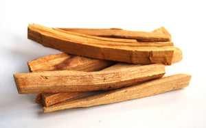 "Palo Santo ""Holy Wood"" Pack Of 6 Sticks For Cleansing Your Home Of Negativity!"