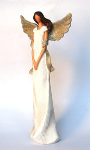 Aurelia Large Angel Decorative Figure Ornament Gift 29cm