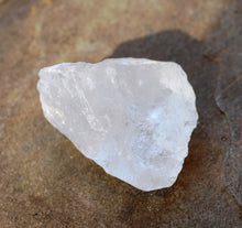 Load image into Gallery viewer, Natural Clear Quartz Crystal Stone Unique Piece