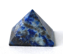 Load image into Gallery viewer, Lapis Lazuli Crystal Pyramid - Krystal Gifts UK