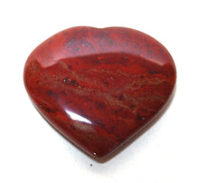 Load image into Gallery viewer, Red Jasper Natural Crystal Stone Heart