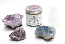 Load image into Gallery viewer, New Special Offer! Natural Crystals For Sleep With Lavender Shea Butter Boxed Gift Set