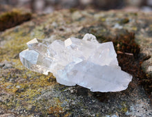 "Load image into Gallery viewer, Natural Clear Quartz Crystal Stone ""Master Healer"" Cluster Piece 40g approx"