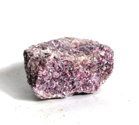 Lepidolite Natural Crystal Stone Raw Unique Piece Gift Wrapped 50g