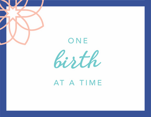 Affirmation Postcards for Birth Professionals