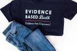 Evidence Based Birth® Crew T-shirt