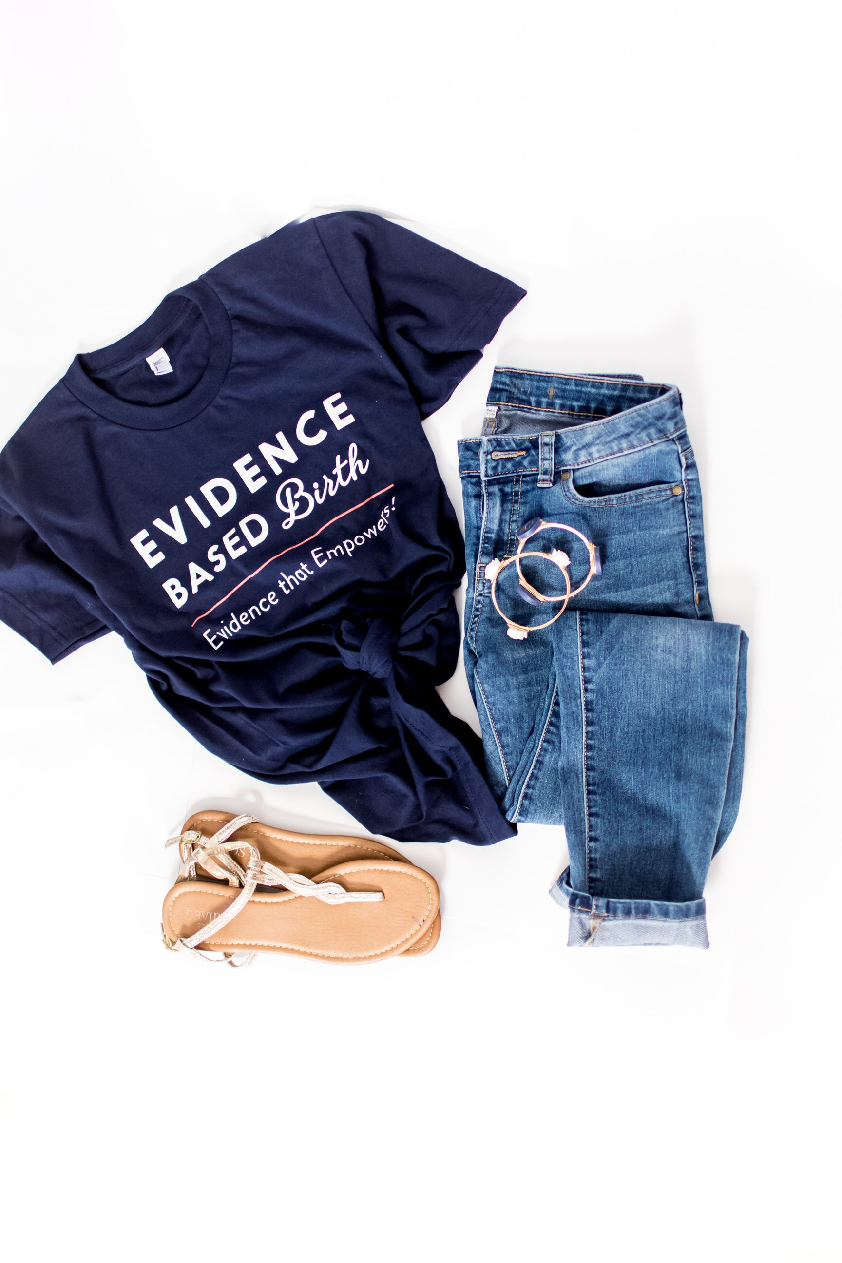 Evidence Based Birth Crew T-shirt