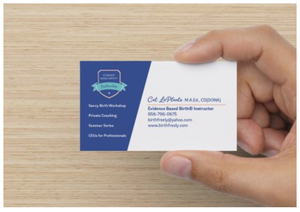 Instructors Only: Business Cards