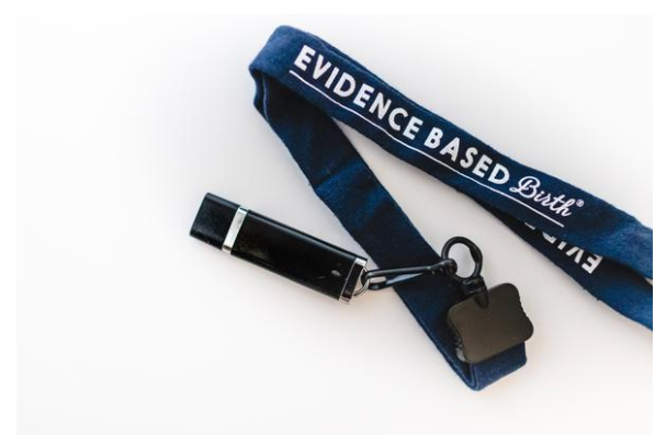 Evidence Based Birth® Lanyard