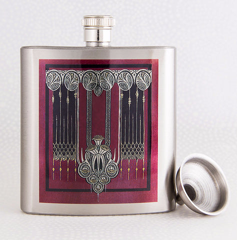 Art Deco Flask from DecorativeDesignWorks.com