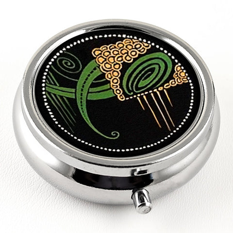 Glamorous Art Deco Pill Box from DecorativeDesignWorks.com