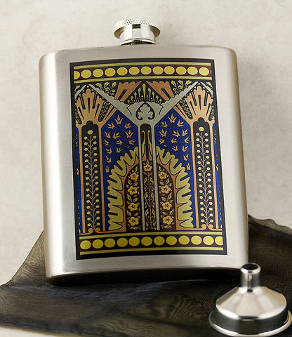 Egyptian Revival Art Deco Flask from DecorativeDesignWorks.com