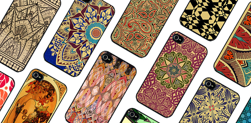 Vintage Style Cell Phone Cases