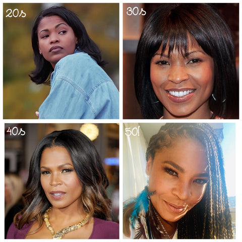 The Gorgeous Nia Long