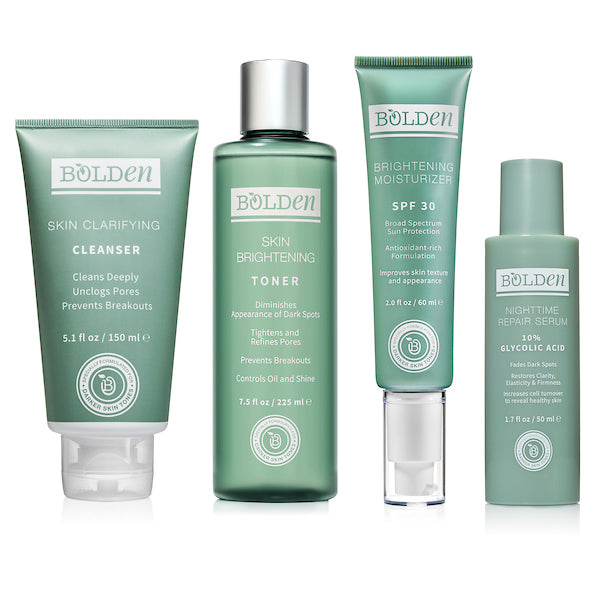 Bolden Clear Skin Kit
