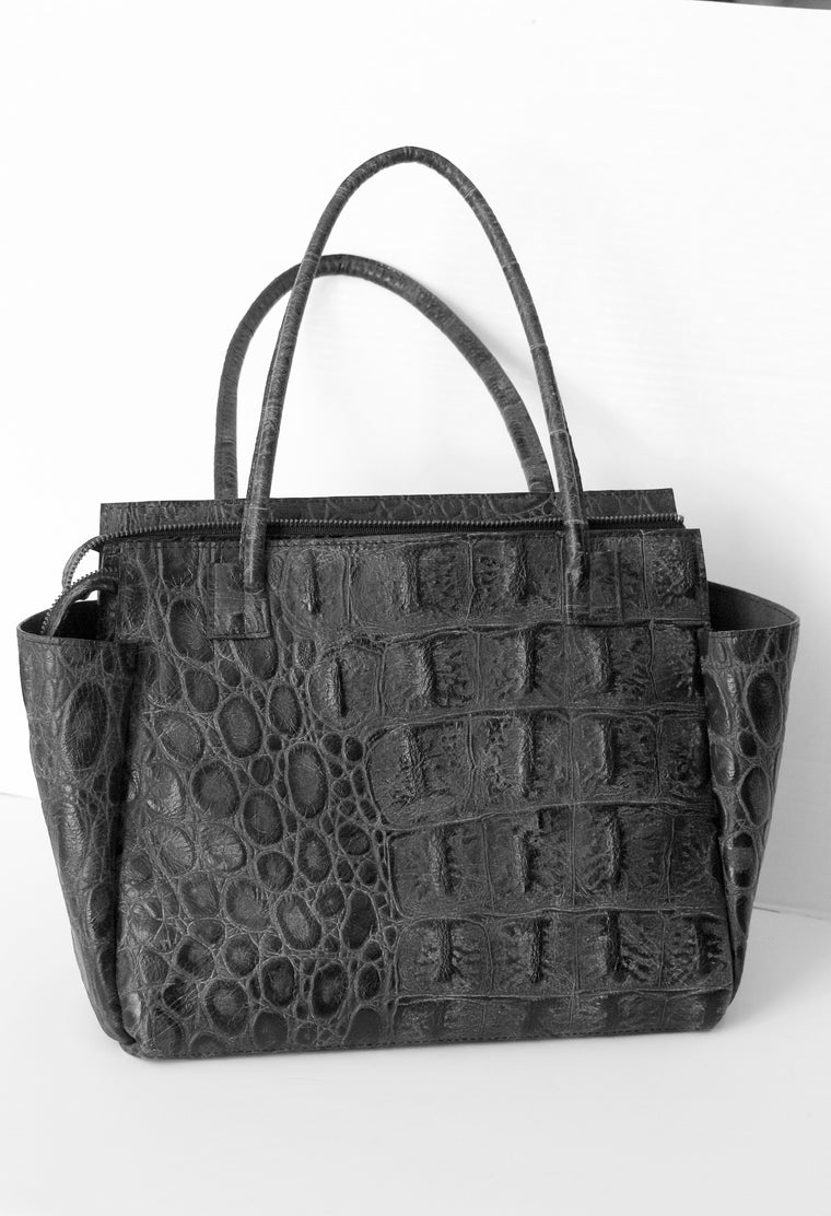 Zip Catchall Handbag