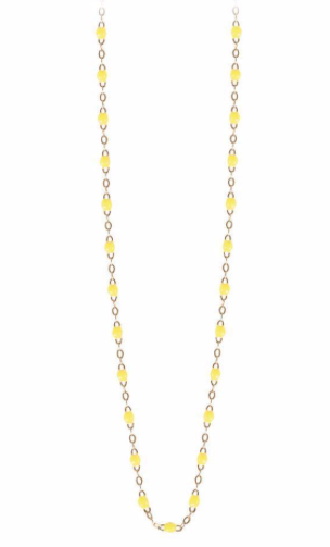 Lime 17.7  Necklace