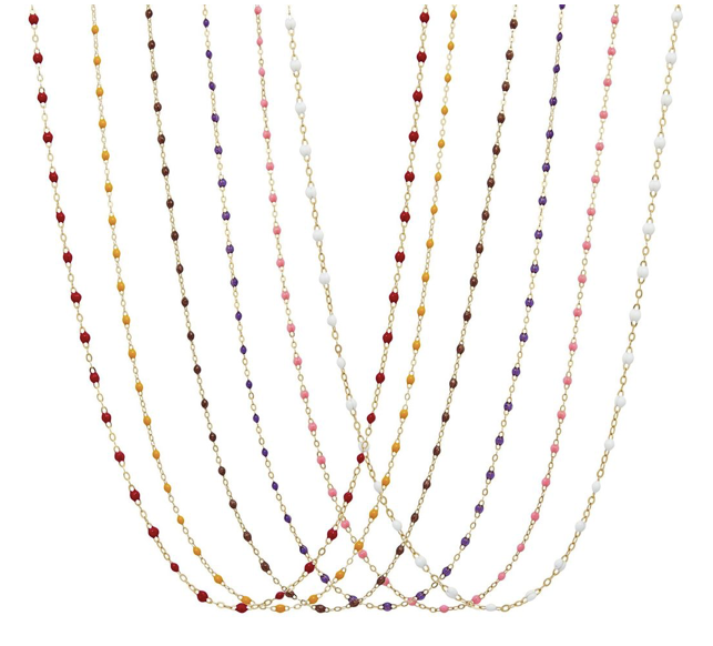 Parme (Violet) 16.5 Necklace