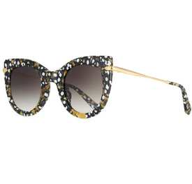 Laveau Cat Eye Sunglasses