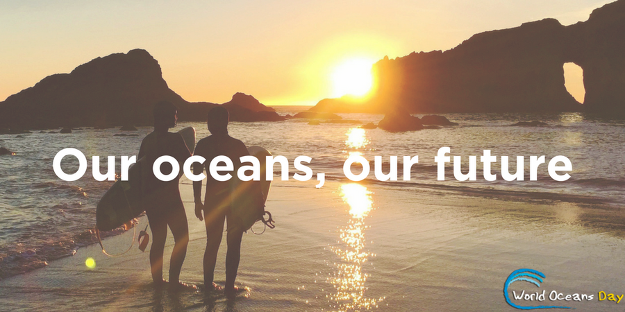 World Oceans Day: Help Protect our Oceans