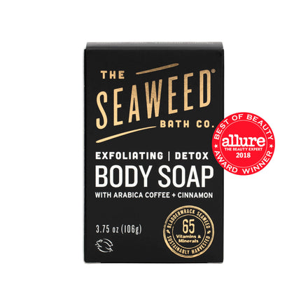 Exfoliating Detox Body Soap